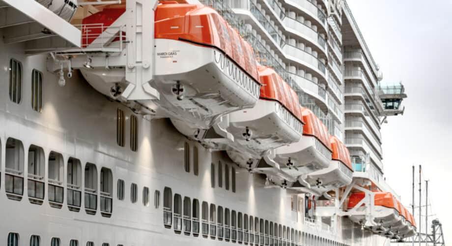Carnival Mardi Gras Cruise Ship