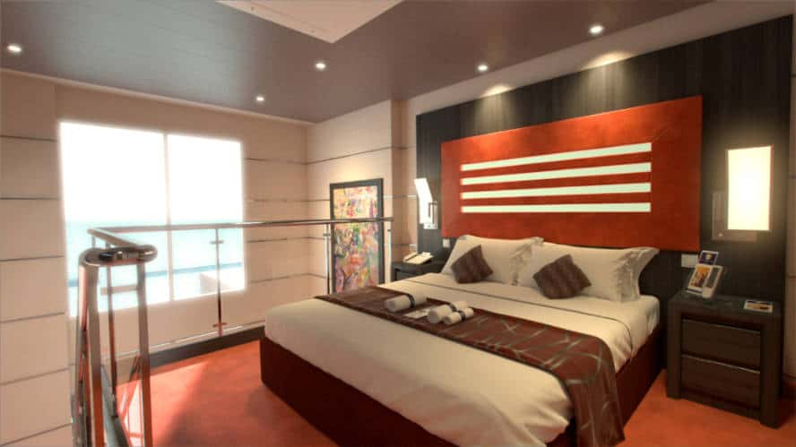 MSC Virtuosa, MSC Yacht Club Duplex Suite