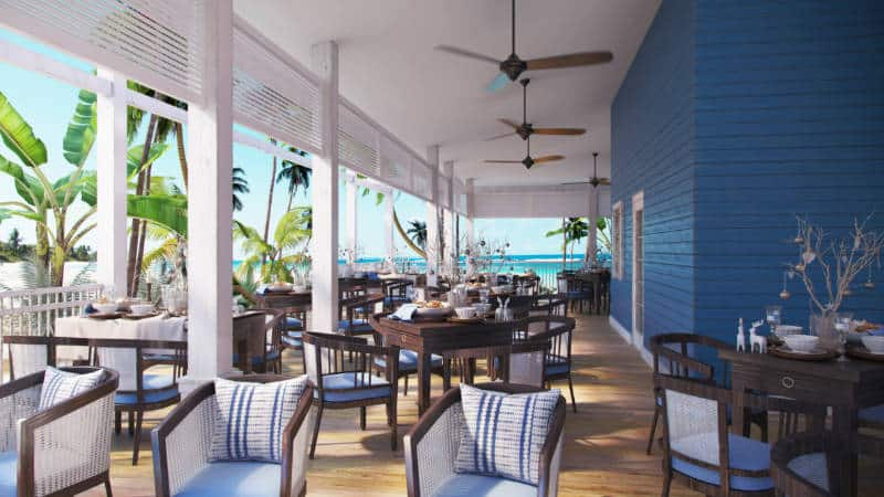 Ocean House, Exclusive Clubhouse for MSc Yacht Club