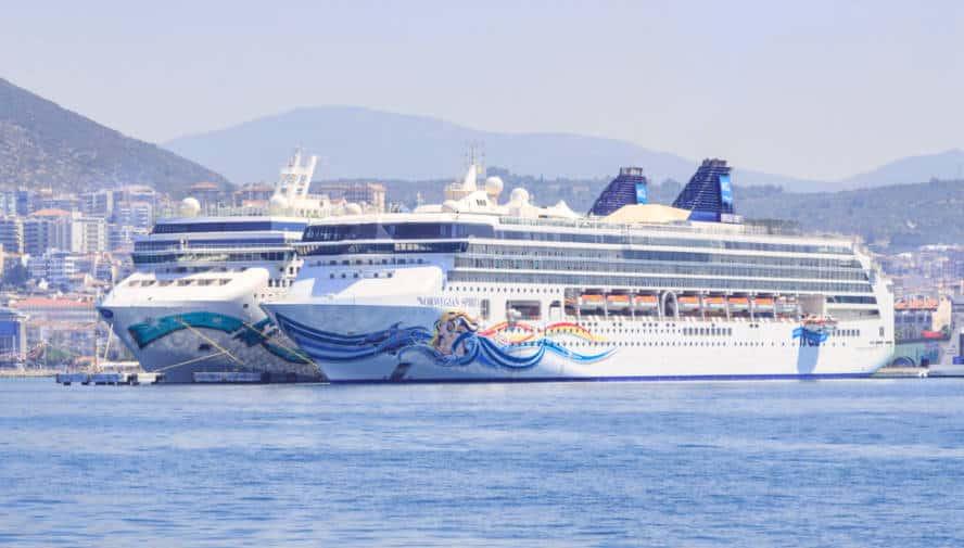 Norwegian Cruise Line Ships