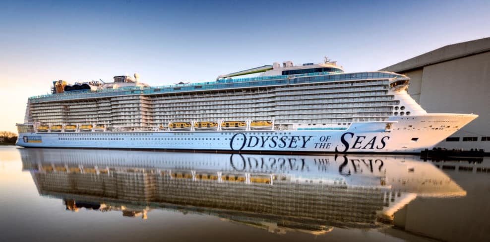 Royal Caribbean's Odyssey of the Seas