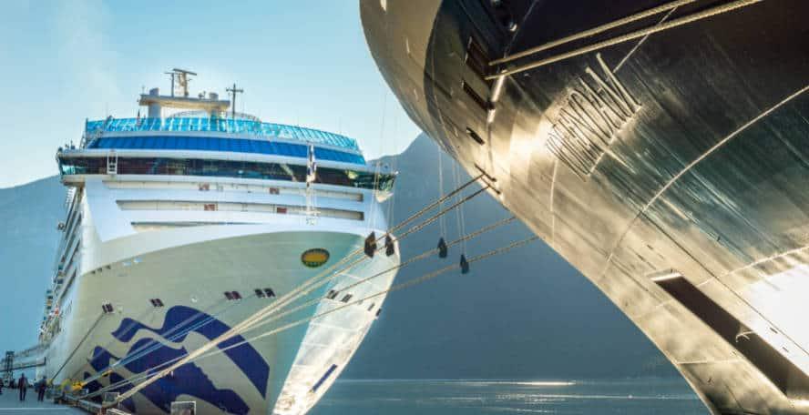 Cruise Ships in Alaska