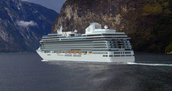 Oceania Vista Cruise Ship, Allure-class
