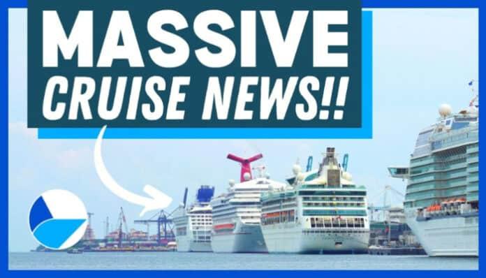 Massive Cruise News Update