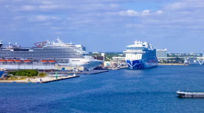 Cruise Ships in Fort Lauderdale