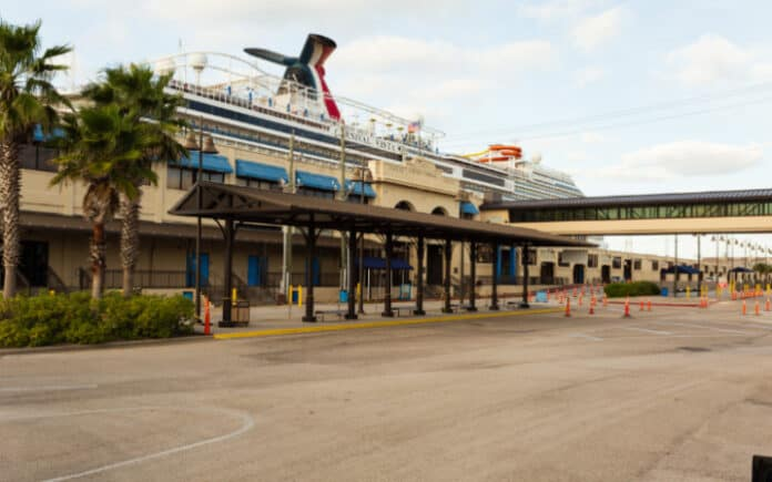 Port of Galveston Cruise Terminal