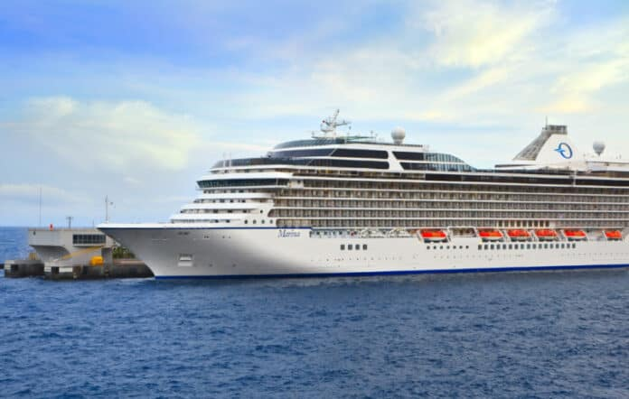 Oceania Marina Cruise Ship