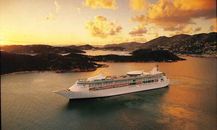 Rhapsody of the Seas Cruise Ship