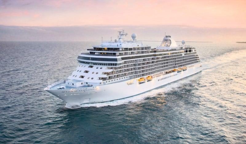 Seven Seas Splendor Cruise Ship