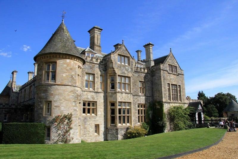 Beaulieu Abbey, Palace & Gardens