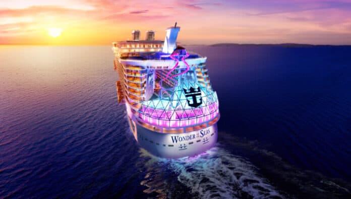 Wonder of the Seas Cruise Ship