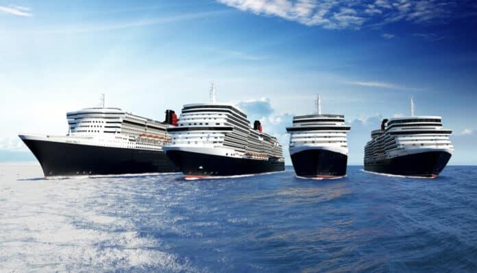 Carnival's Cunard Fleet