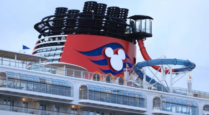 Disney Cruise Ship Funnel