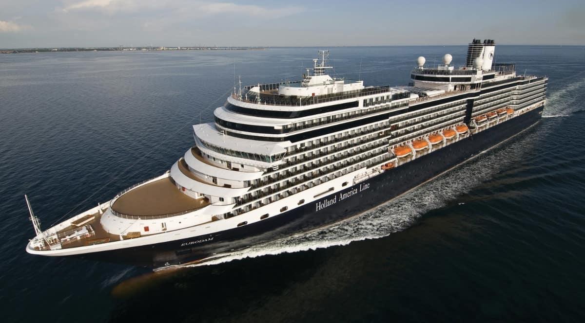 Eurodam Cruise Ship