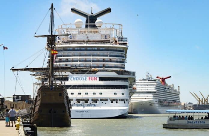 Carnival Cruise Ships in Galveston