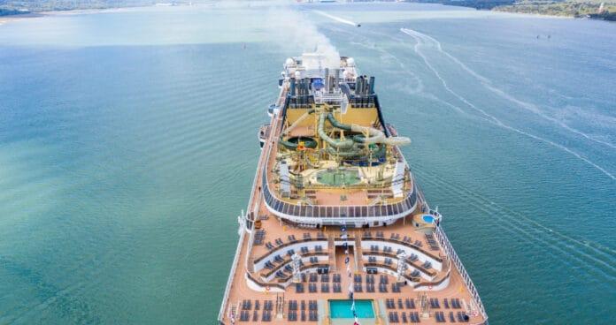 MSC Virtuosa Southampton Arrival