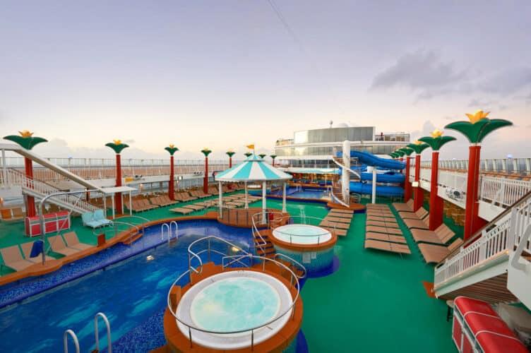 Open Decks Pools
