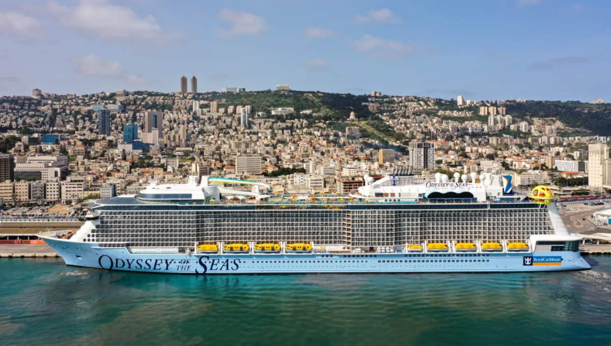 Royal Caribbean Cancels All Odyssey of the Seas Cruises out of Israel