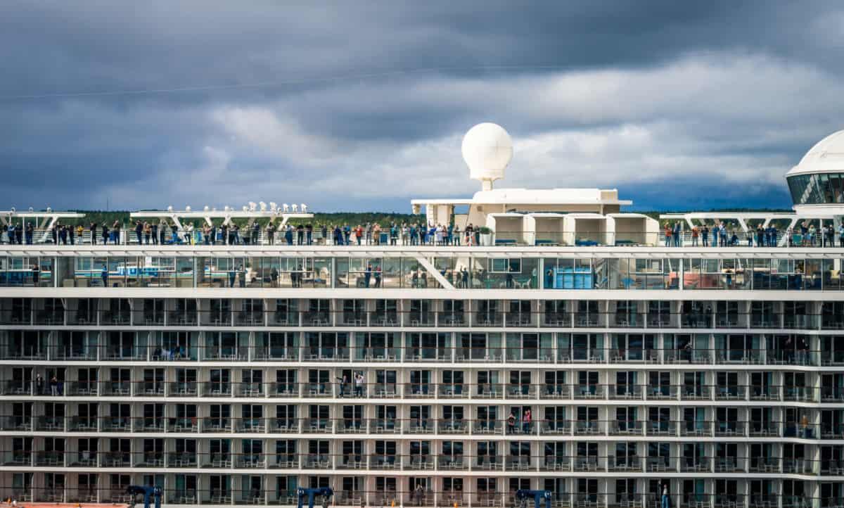 Cruise Ship Rules