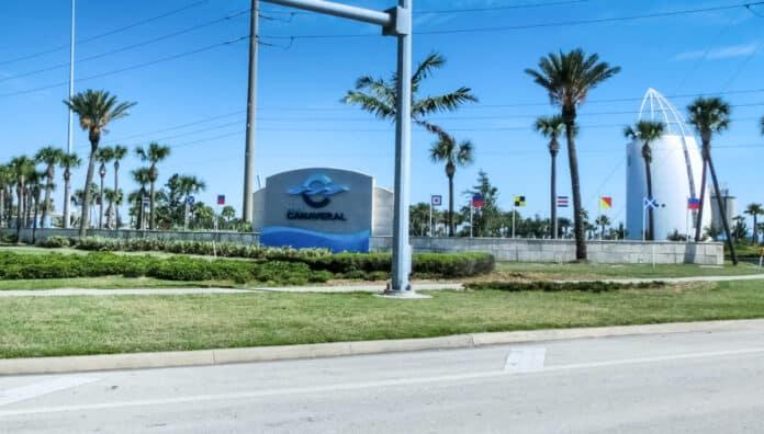 Port Canaveral Entrance