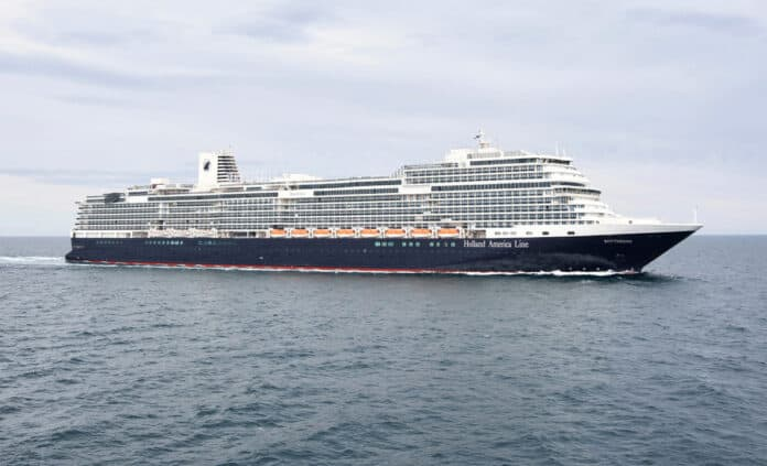 Rotterdam Sea Trials