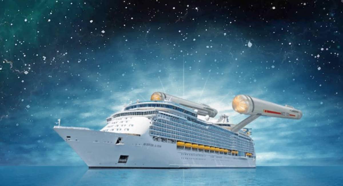 Star Trek Cruise on Mariner of the Seas