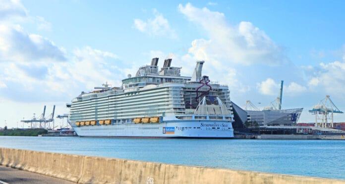 Symphony of the Seas in Miami