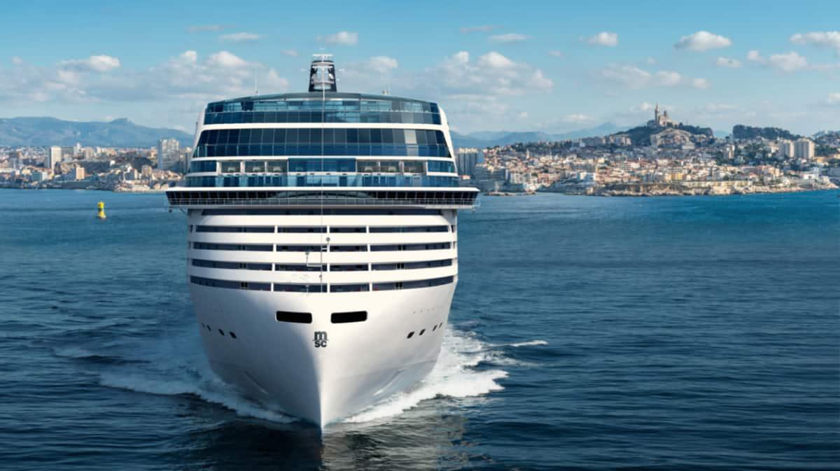 MSC World Europa Cruise Ship