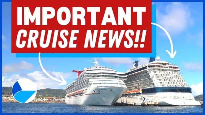 Important Cruise News Update