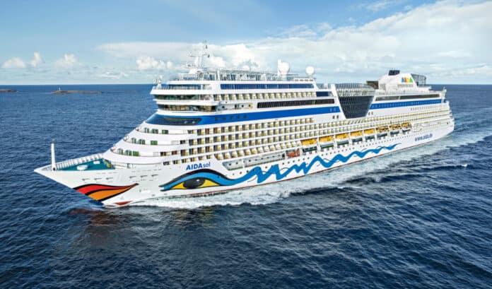 AIDAsol Cruise Ship