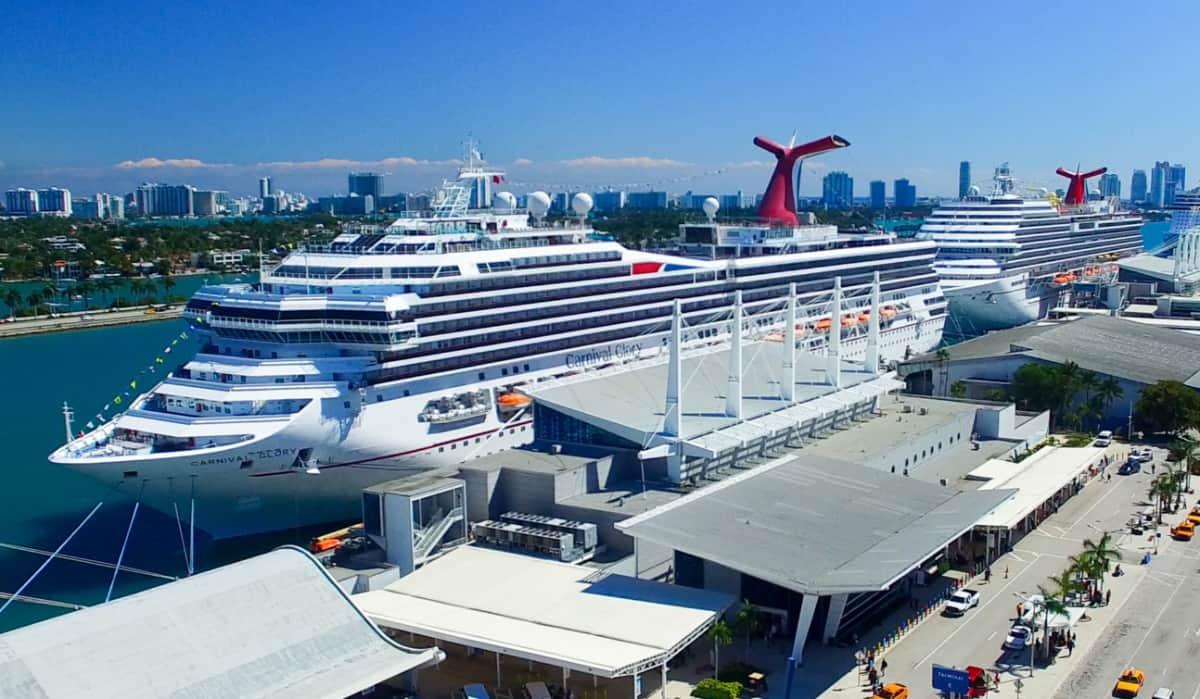 Cruceros Carnival en Miami