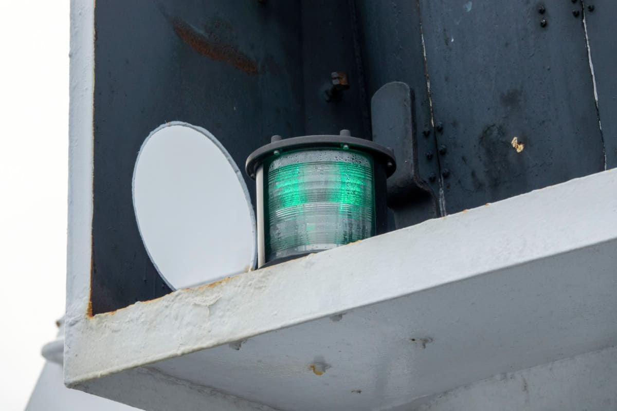 StarboardGgreen Light