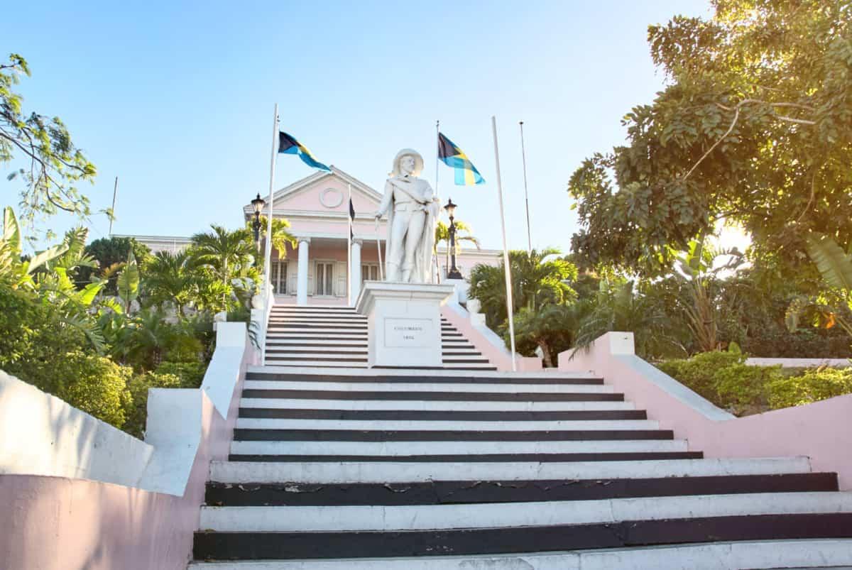 Parliament Building, Nassau