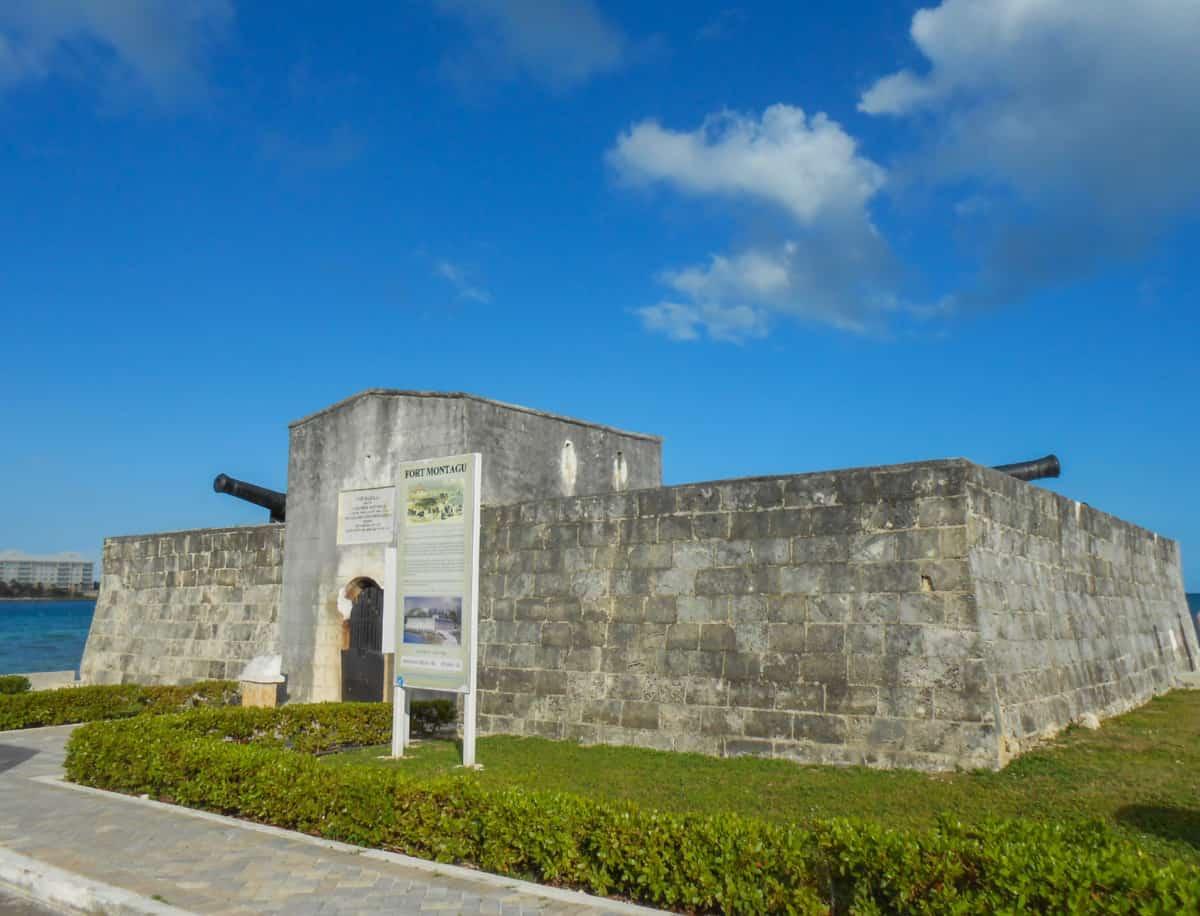 Fort Montagu