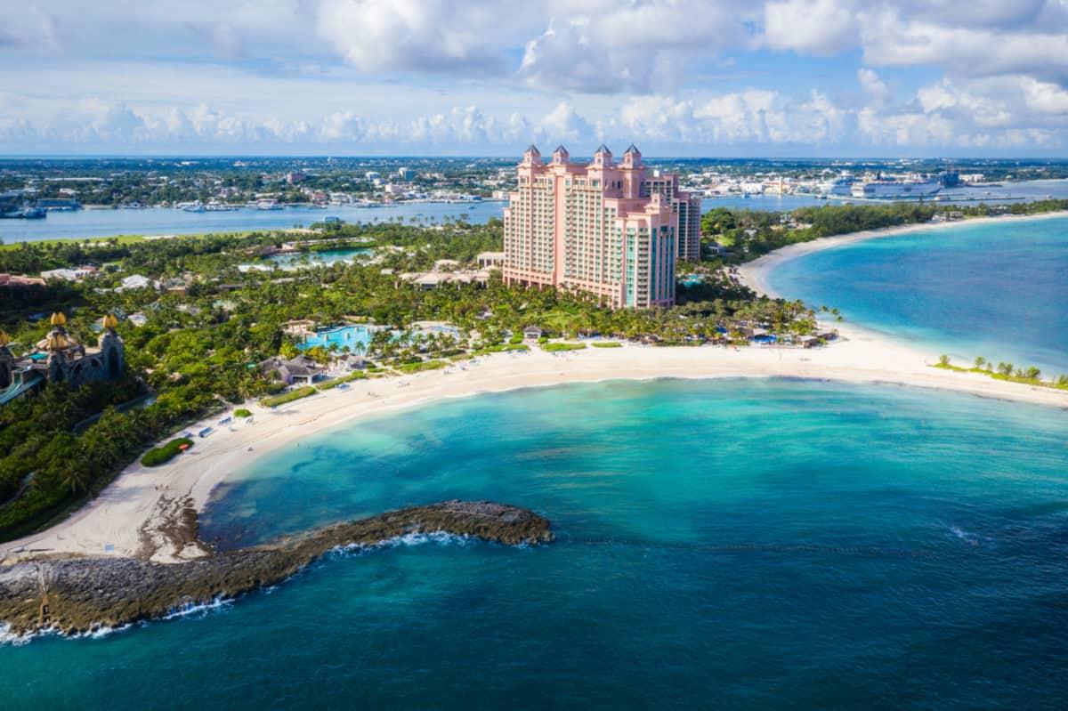 Atlantis Hotel in Nassau