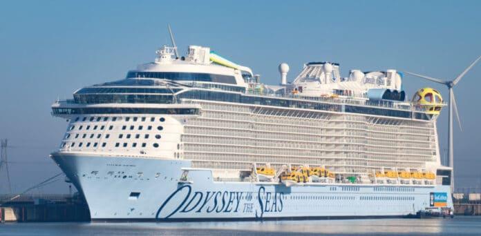 Odyssey of the Seas Cruise Ship