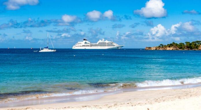Seabourn Odyssey in Caribbean