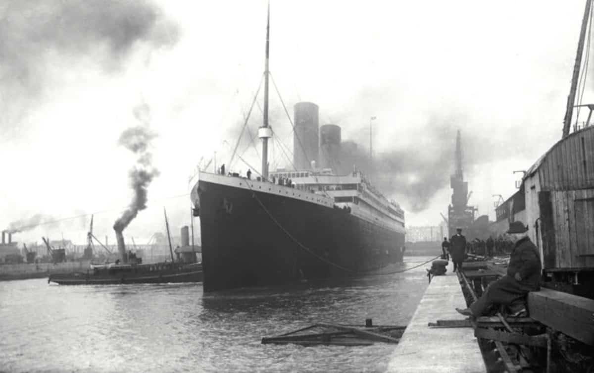 Titanic Ocean Liner