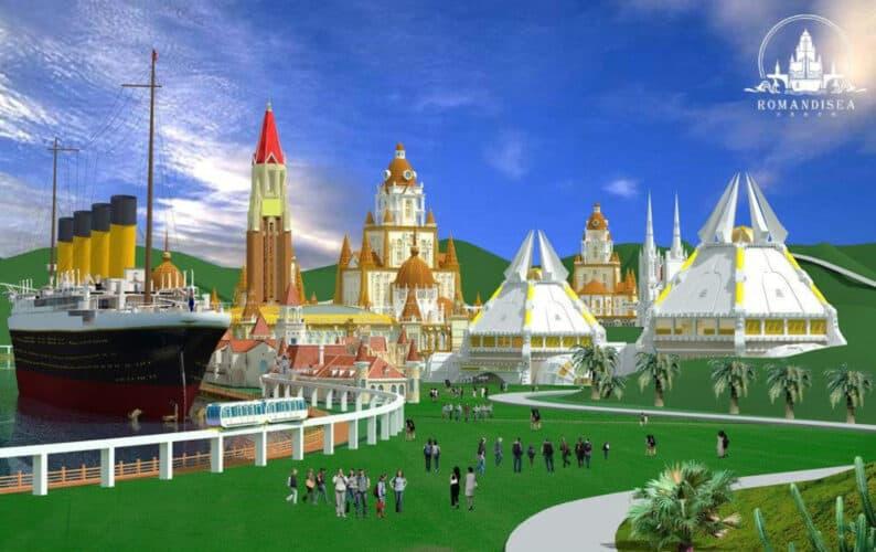 Romandisea Resort