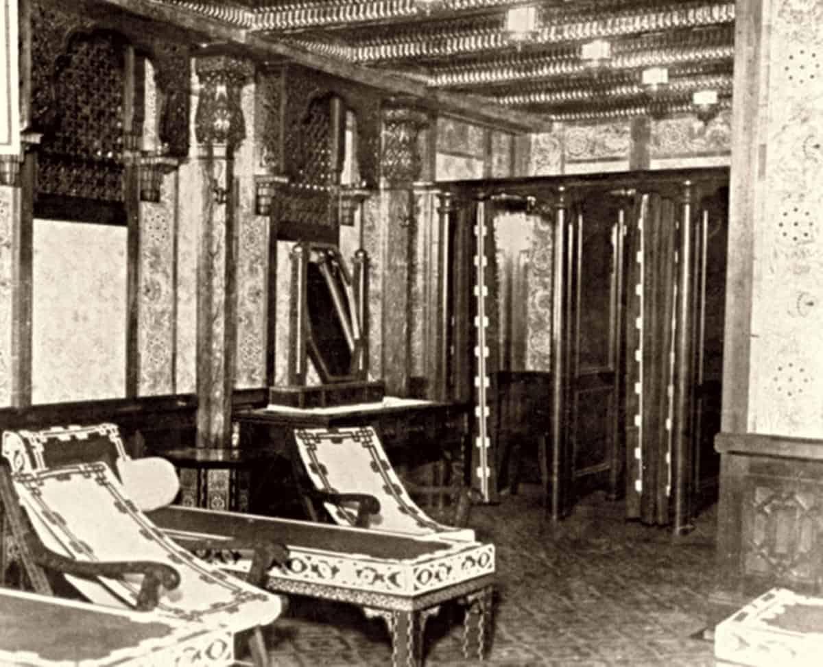 Titanic Turkish Bath