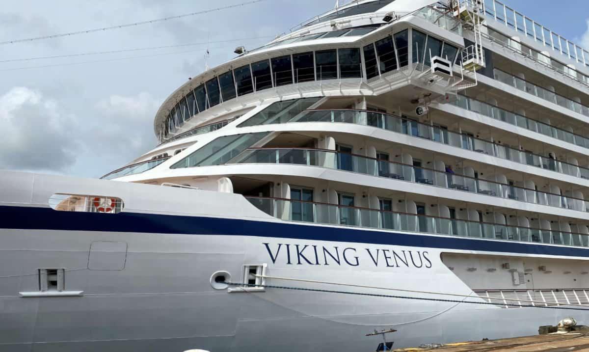 Viking Venus Cruise Ship