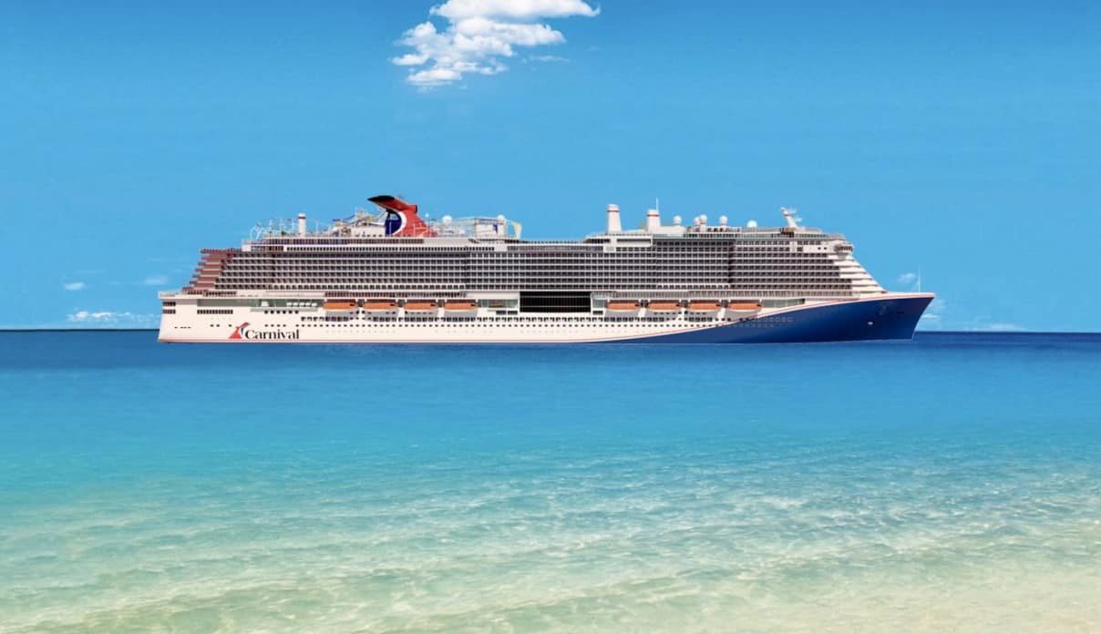 Excel-class Carnival Cruise Ship