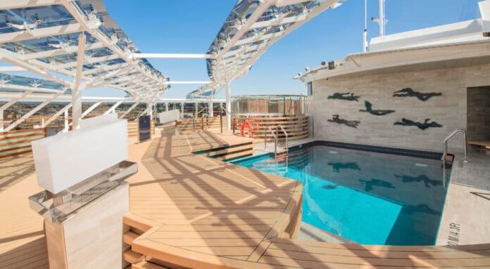 MSC Virtuosa, MSC Yacht Club Pool