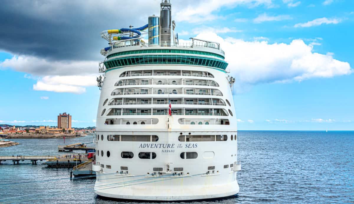 Adventure of the Seas Cruise Ship