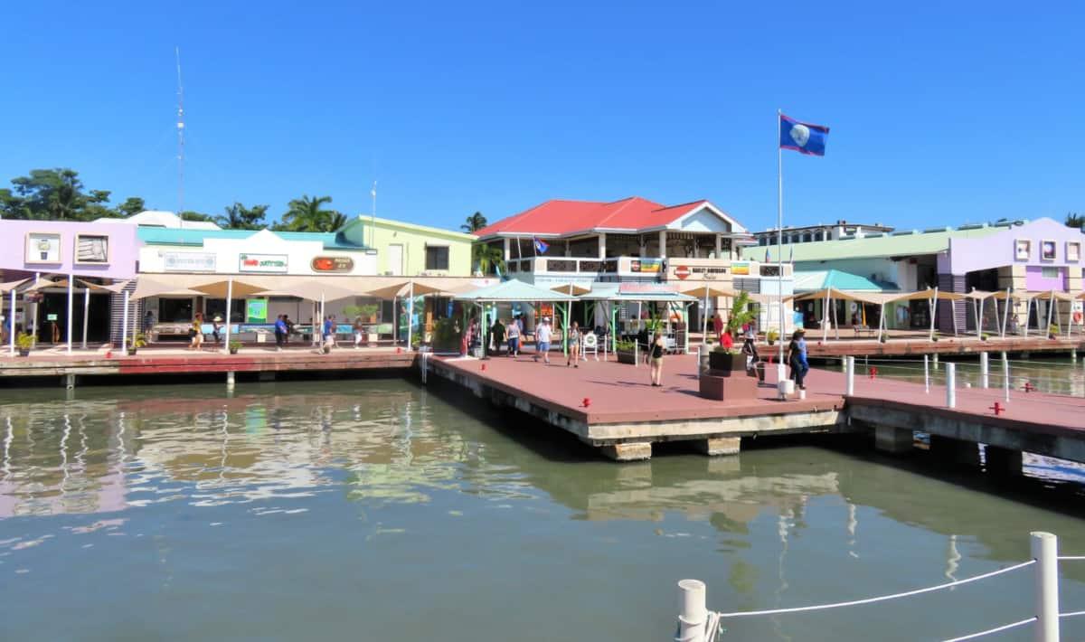 Belize Cruise Port