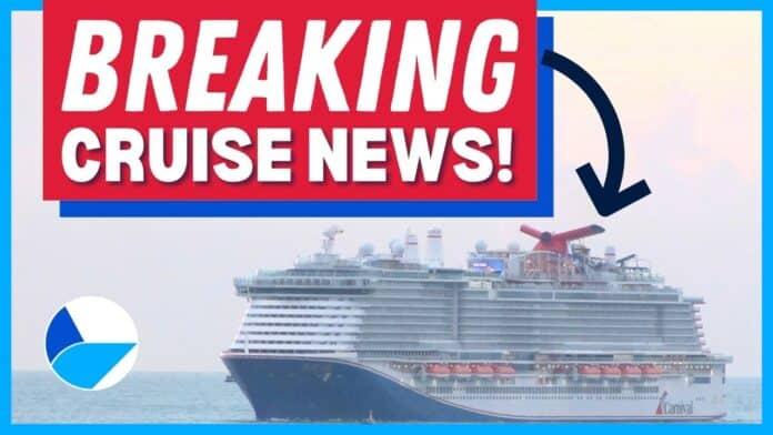 Breaking Cruise News