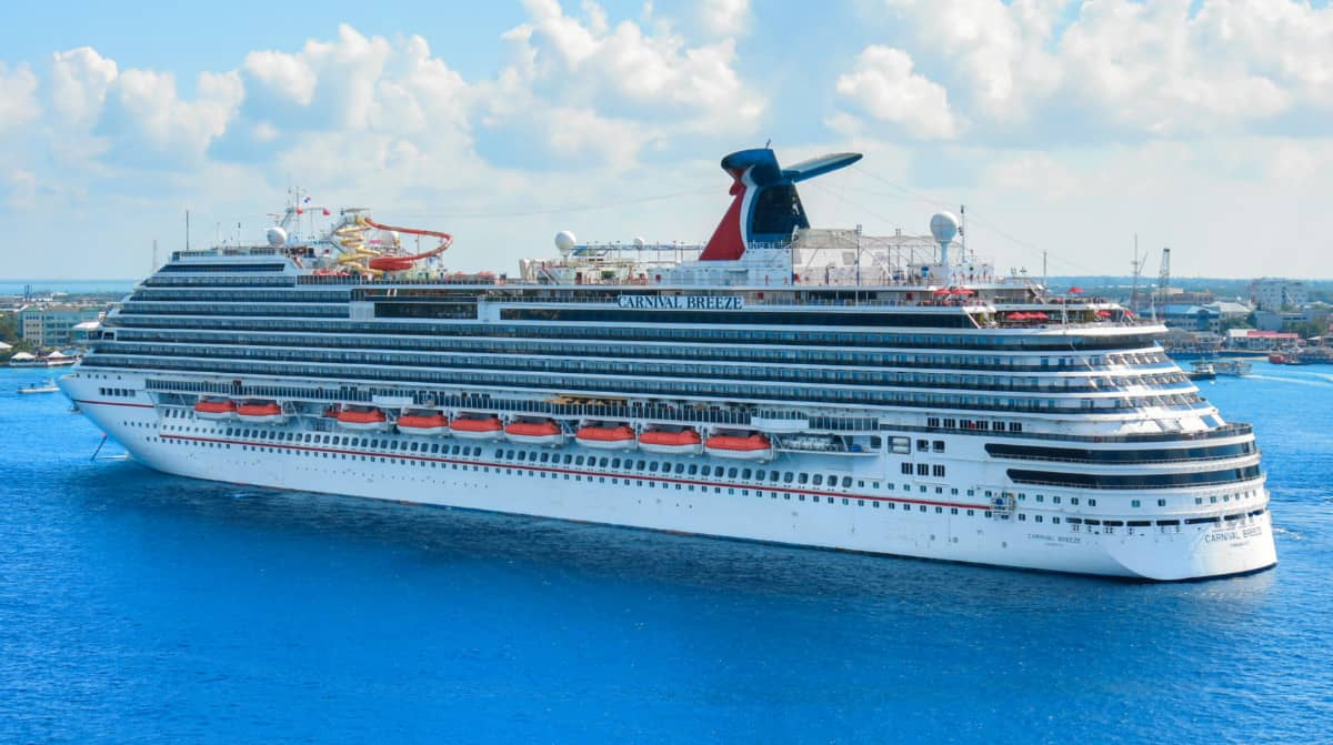 The carnival breeze