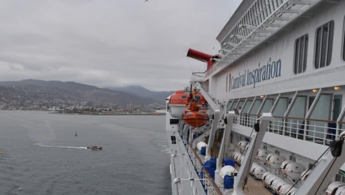Carnival Inspiration Cruise Ship