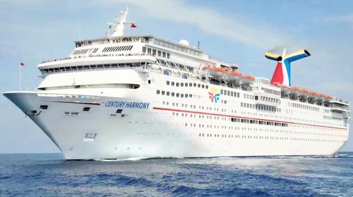 Century Harmony Cruise Ship