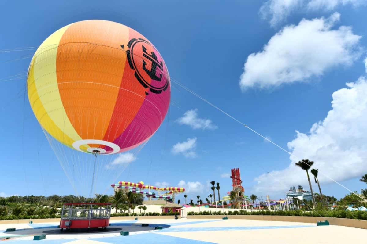 Up, Up and Away Helium Ballooon